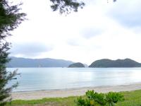 奄美大島の伊須海岸