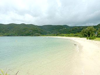 奄美大島の蘇刈海岸