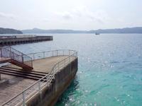奄美大島の古仁屋コーラル橋/海浜公園の写真