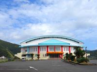 奄美諸島 奄美大島の奄美体験交流館の写真