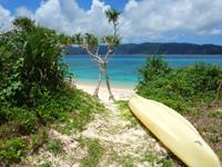 奄美大島の崎原海岸/崎原ビーチの写真