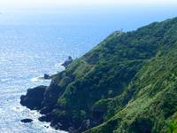 奄美大島の曽津高崎(そっこうざき)の写真