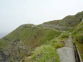 奄美大島の曽津高崎への道のり