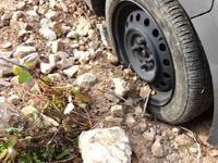 奄美大島の曽津高崎への道のりの写真