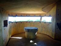 奄美大島の旧陸軍観測所跡の写真