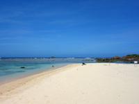 奄美大島の土盛海岸南の写真