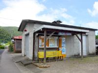 奄美大島の節子集落 - 節子集落は嘉徳よりのどかかも?