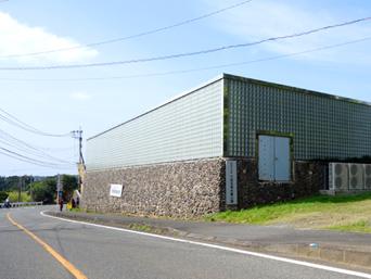 奄美大島の宇宿貝塚史跡公園