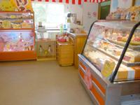 奄美大島のこっこ家/みなみくんの卵 - こっこ家といえばシュークリーム