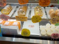 奄美大島のこっこ家/みなみくんの卵 - ロールケーキも美味しいです