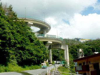 奄美大島のみちのしまループ橋
