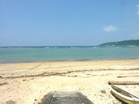 奄美大島の知名瀬周辺の海 - 素朴な海で落ち着きます