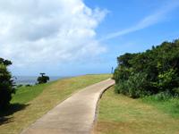 奄美大島のあやまる岬 - 毬のような丘があるからこの名前