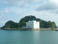 奄美大島の山羊島ホテルスパ