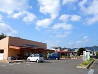 奄美大島の奄美市ひと・もの交流プラザ/味の郷かさり - プラザというか道の駅的