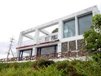 奄美大島の海の駅レストランhiwaki/ドライブインひわき - 最近、宿も始めたらしい(隣)