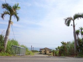 磯の華/アオンのリーフ入口