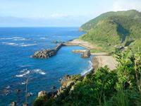 奄美大島「崎原漁港/海岸」