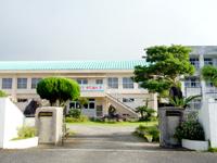 奄美大島の天空の集落/崎原集落/崎原桜通りの写真