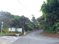 奄美大島の小湊集落/小湊漁港/小湊海岸 - 海岸線は広々しています