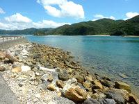 奄美大島の倉木崎海底遺跡 - 潜らない限り遺跡か否か分からないかも?