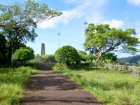 奄美大島のおがみ山公園/展望広場/行幸広場 - 名物の階段は降りるのがおすすめ