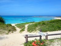 奄美大島の土盛海岸/ビーチ - 沖縄に匹敵する綺麗な海