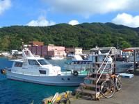 奄美大島の【古仁屋】海上タクシー