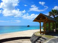 奄美大島の大浜海浜公園/大浜ビーチ - 施設もあるけどオンシーズン限定!