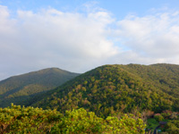 奄美大島の湯湾岳展望台の写真