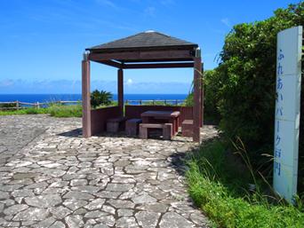 奄美大島の戸円海岸/ふれあいパーク戸円