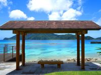 奄美大島のタエン浜海水浴場 - 海自体はめちゃくちゃキレイです