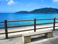 奄美大島の屋鈍海水浴場 - まさに穴場のビーチでしょう
