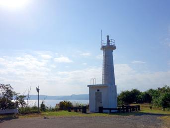 須手の灯台/瀬戸埼灯台/岬からの景色