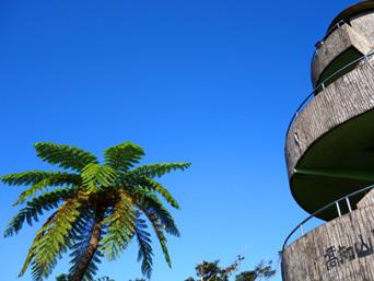 奄美大島の高知山展望台「古仁屋から行きやすい展望台」