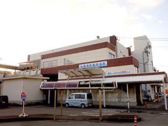 名瀬新港ターミナル