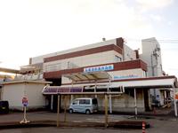 奄美大島の名瀬新港ターミナル