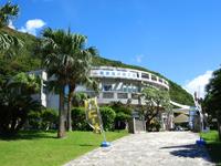 奄美大島の奄美海洋展示館