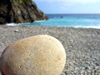 奄美大島のホノホシ海岸/洞窟 - 持ち出し厳禁のホノホシ海岸の石