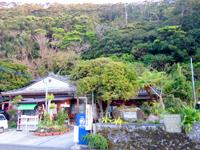 奄美大島の西郷松/西郷翁上陸之地 - ゆかりも書いてあります