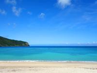 奄美大島の国直海岸の写真