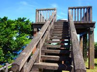奄美大島の嶺山公園の写真
