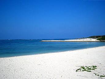 宇座ビーチ