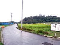 中部の北中城喜舎場のヒマワリ畑/旧ひまわりin北中城会場 - 無人販売所があるのも良い感じ(のどか)