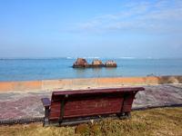 中部のアラハビーチ/安良波海岸の写真