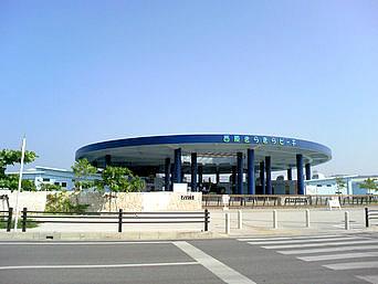西原きらきらビーチ/マリンパーク