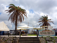 中部の宜野湾マリーナ/フードフレア会場 - グルメの祭典「フードフレア」が開催