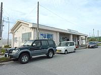 平敷屋港/平敷屋地区旅客待合所/ターミナル