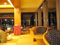 久米奥武島のバーデハウス久米島 - 休憩室もあります