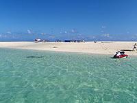 ナカノ浜遊泳ゾーン